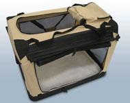 faltbare hundebox softboxen hundebox ratgeber. Black Bedroom Furniture Sets. Home Design Ideas